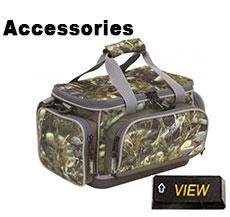 Walleye accessories