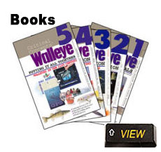 Walleye books