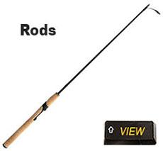 walleye rods