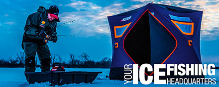 ice fishing products